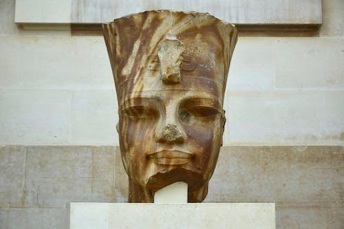 イギリス博物館, 像, 大理石, 石の無料の写真素材