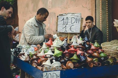 Kostenloses Stock Foto zu afrika, alt, geschichte, markt