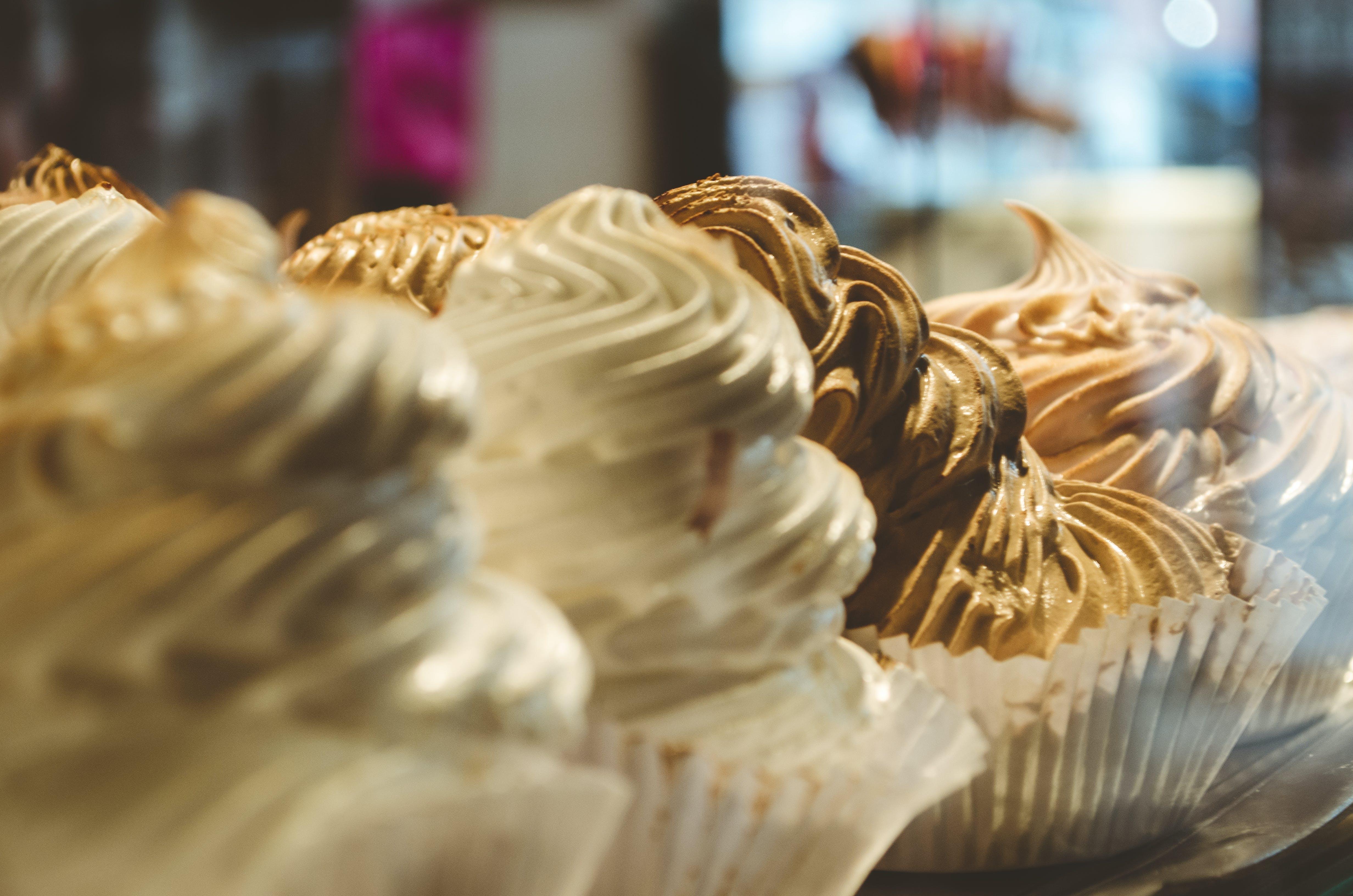 Kostenloses Stock Foto zu essen, verschwimmen, dessert, dekoration