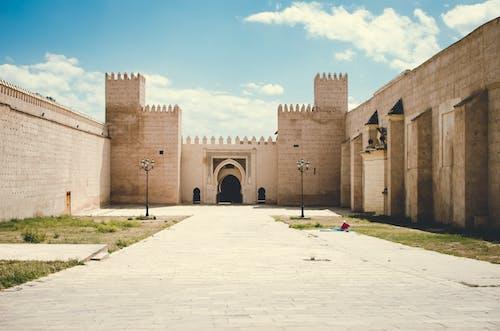 Imagine de stoc gratuită din arhitectură, castel, cer, clădire