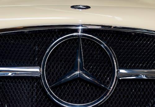 300 sl, クラシックカー, グリル, クロムメッキの無料の写真素材