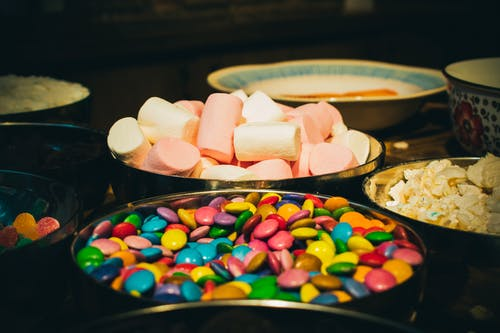 Bowl of Marshmallow