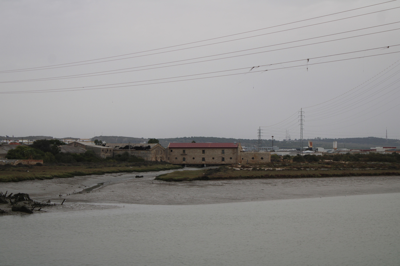 molino mareal en El Puerto de Santa Maria