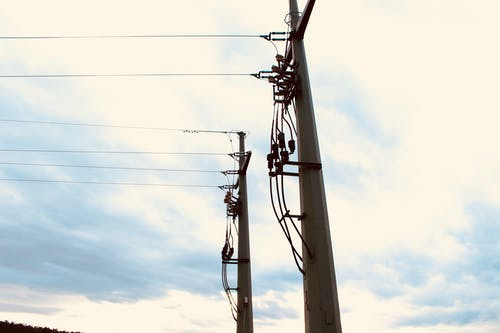 Gratis lagerfoto af elektrisk strøm, sol, vind