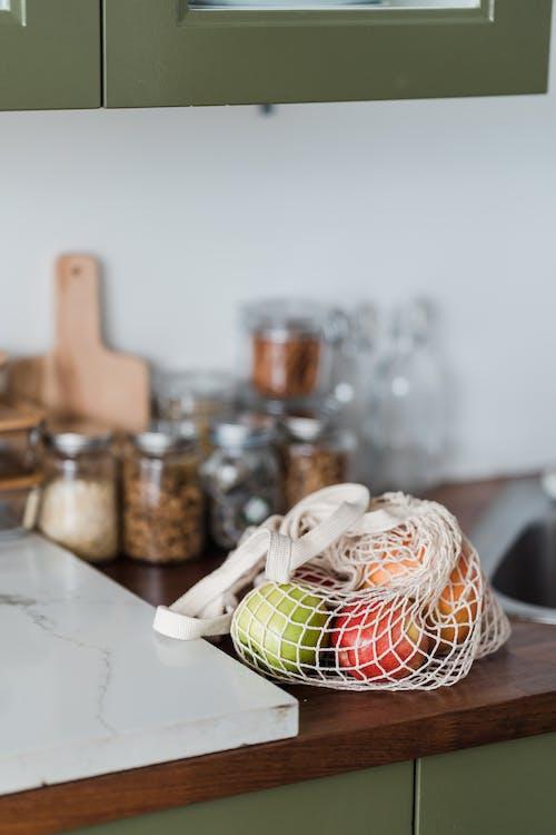 Fotos de stock gratuitas de adentro, alimentos crudos, bolsa de la compra