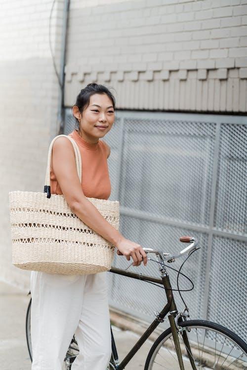 Free stock photo of adult, arabic woman, bag