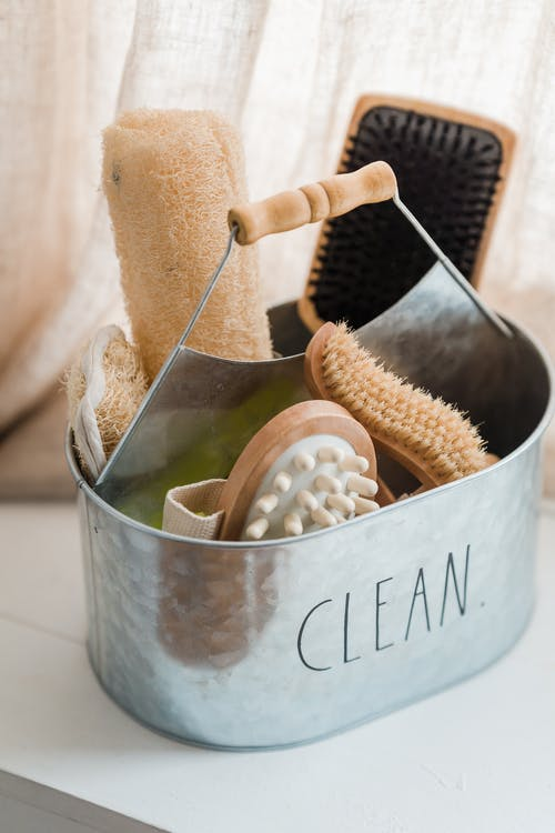 Free stock photo of brushes, cleaning, day