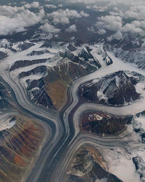 Photos gratuites de altitude, caillou, eau