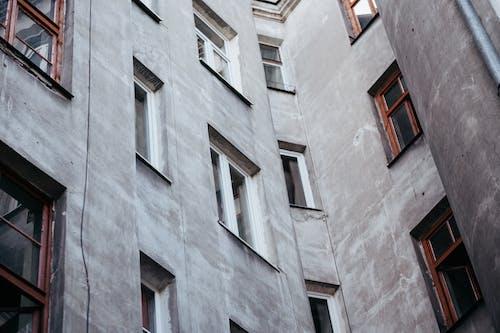 アパート, ガラスアイテム, コンテンポラリーの無料の写真素材
