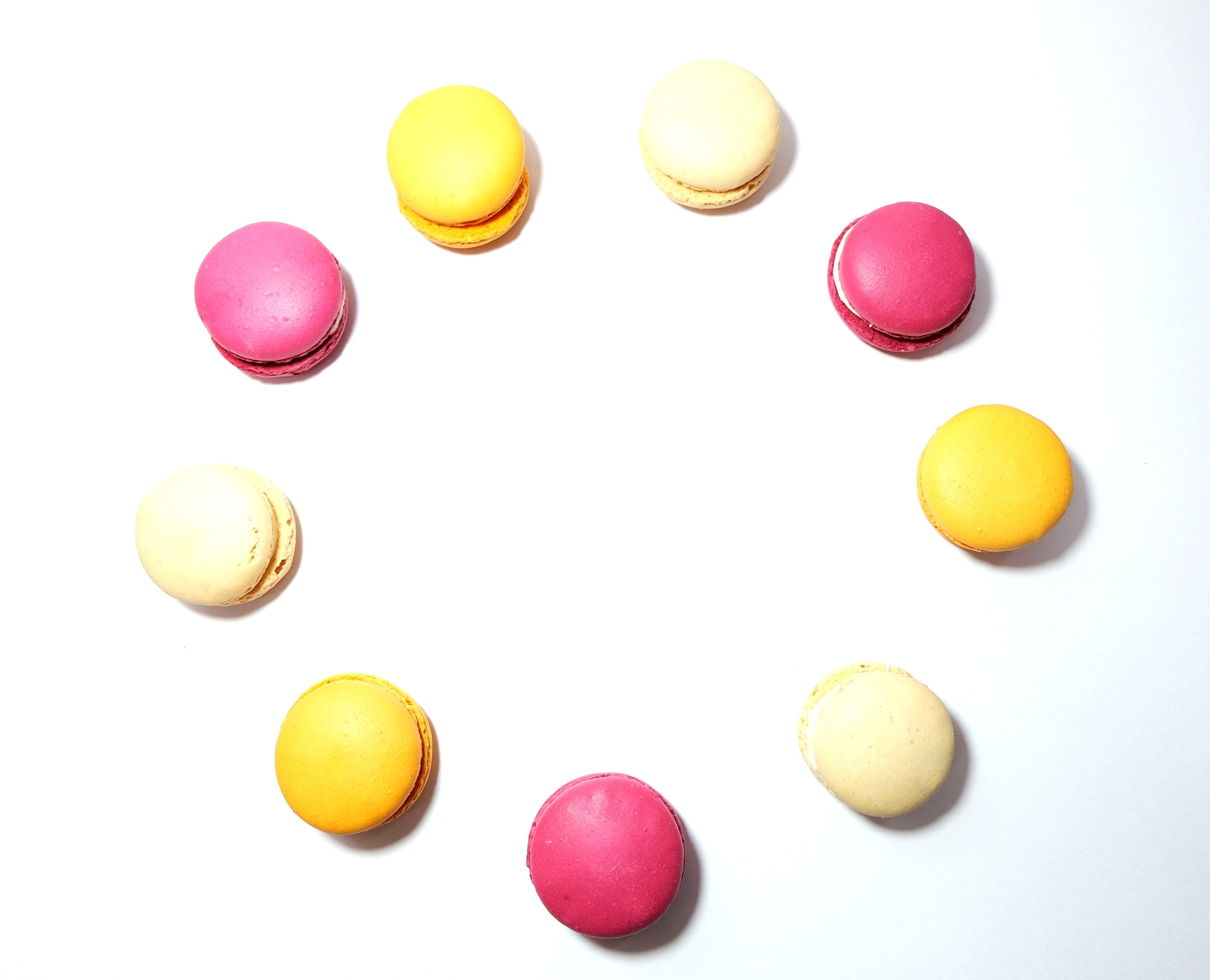 Free stock photo of circle, cream, crown, cute