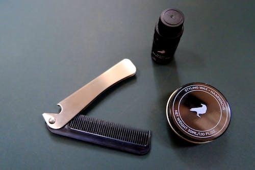 Free stock photo of barber, blue, dark, grooming