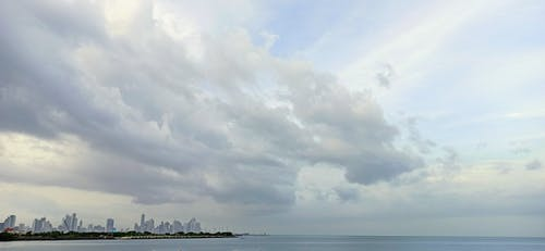 Free stock photo of blue sky, panama city, sky