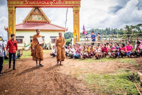 Základová fotografie zdarma na téma Asie, asijský, buddhismus, buddhista