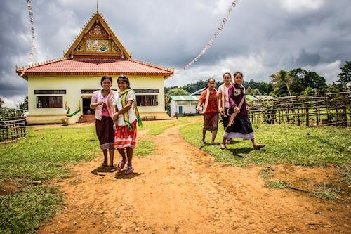 Darmowe zdjęcie z galerii z azja, azjatycki, buddyzm, budynek