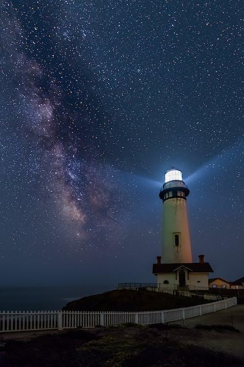 Ingyenes stockfotó alkonyat, csillagászat, éjszakai égbolt témában