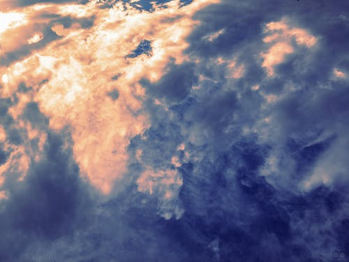Gratis stockfoto met Azië, blauw, blauwe lucht, dramatische hemel