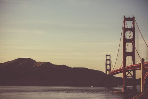 Gratis stockfoto met amerika, attractie, brug, Golden Gate Bridge