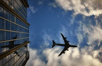 sky, flying, traveling