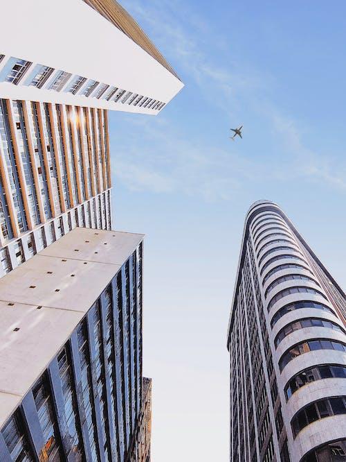 Kostnadsfri bild av arkitektur, byggnad, företag