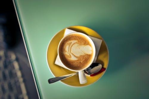 Fotos de stock gratuitas de arte latte, café, café con leche, cafeína