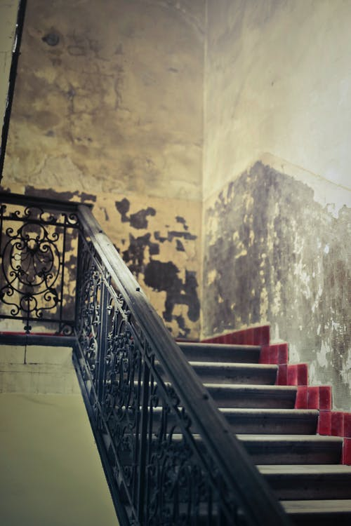Free stock photo of antique, building, scale, stair