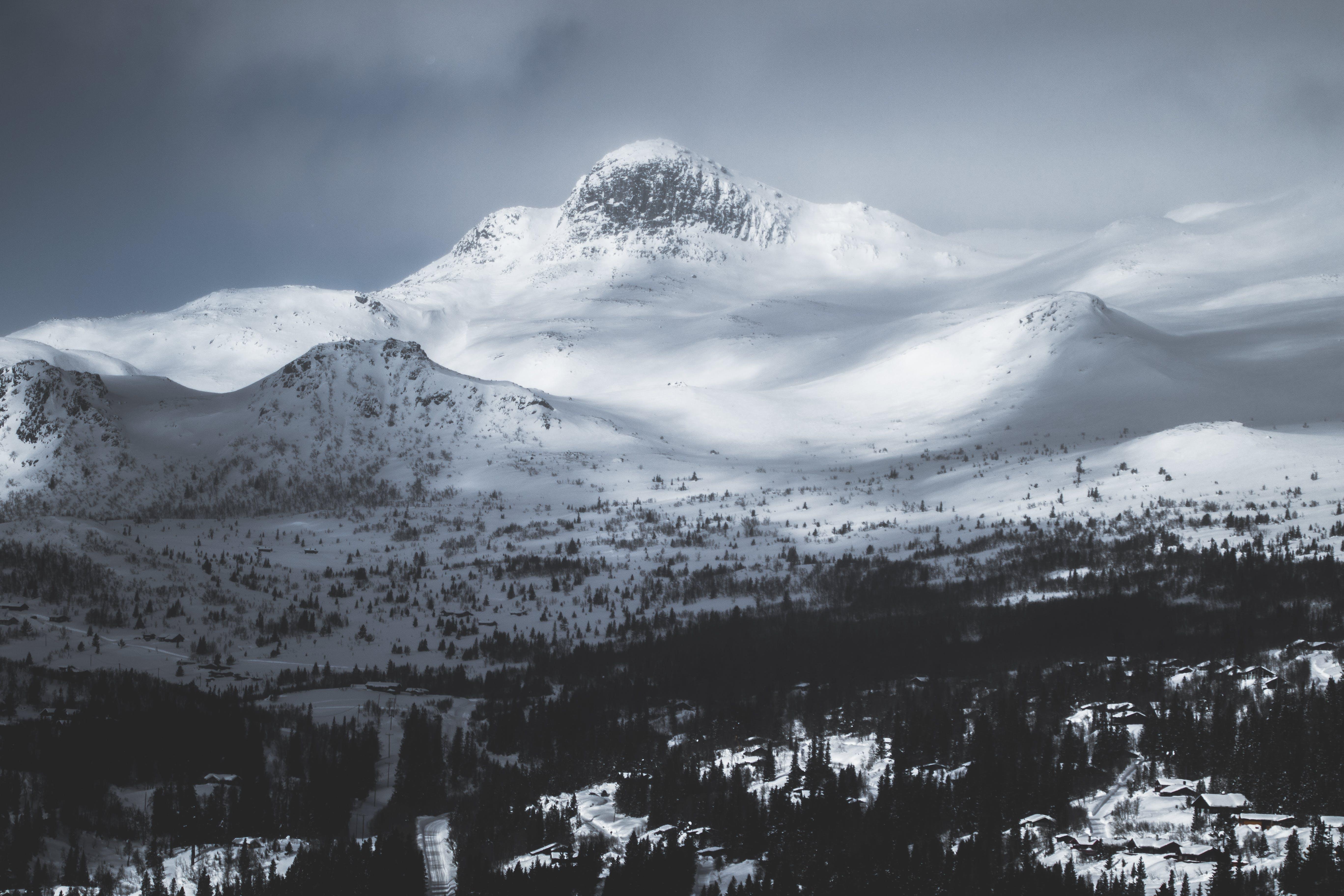 Foto stok gratis alam, awan, beku, dingin