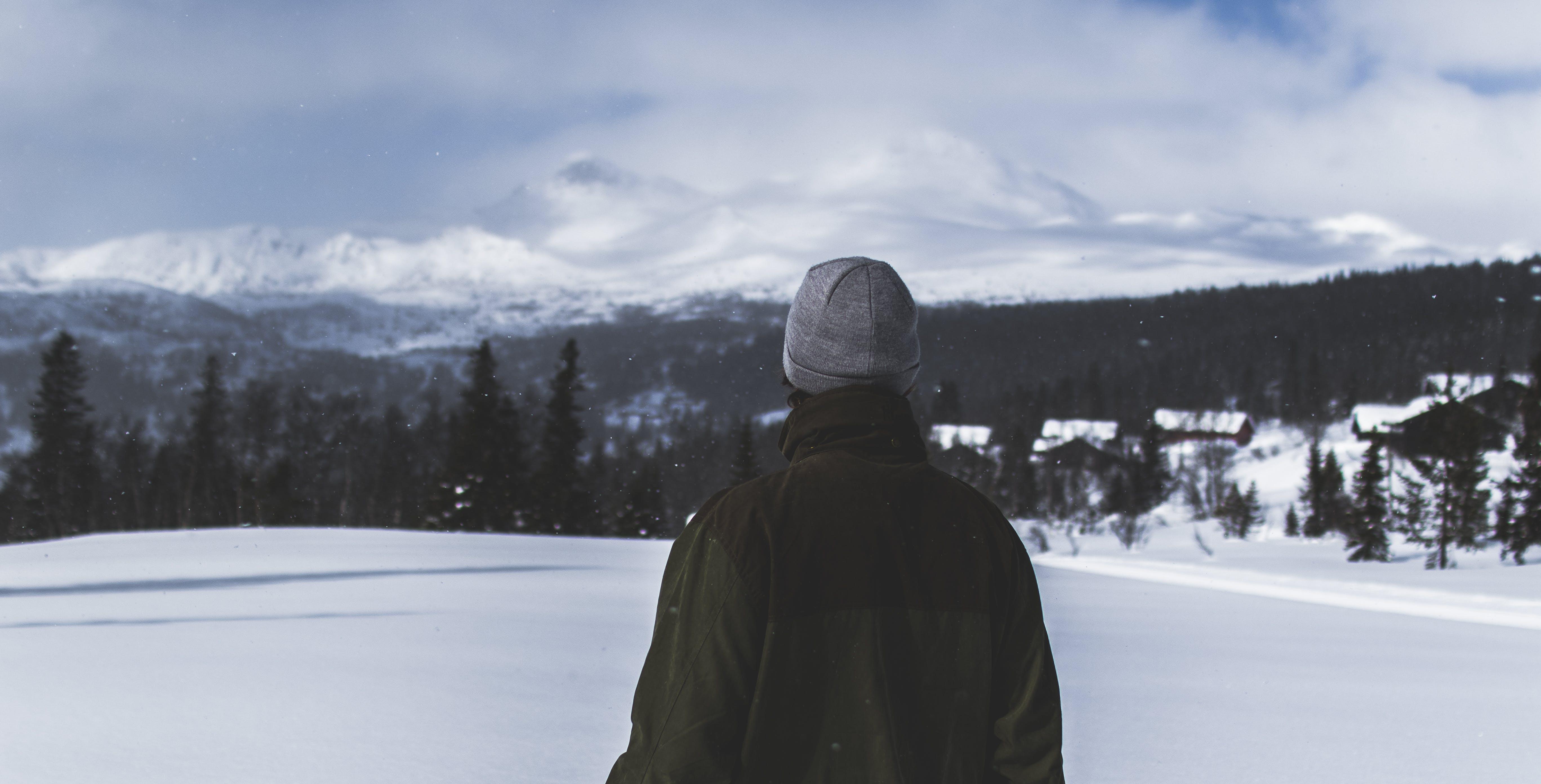 コールド, 人, 冬, 冬の風景の無料の写真素材