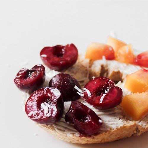 Základová fotografie zdarma na téma bobule, broskve, čerstvé ovoce, čerstvý