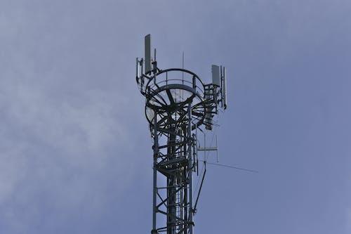 Photos gratuites de antenne, cellulaire, ciel, métal