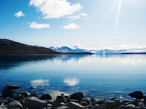 Photos gratuites de #bleu, #incroyable, #minimaliste, #outdoorchallenge