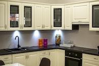 kitchen, furniture, oven