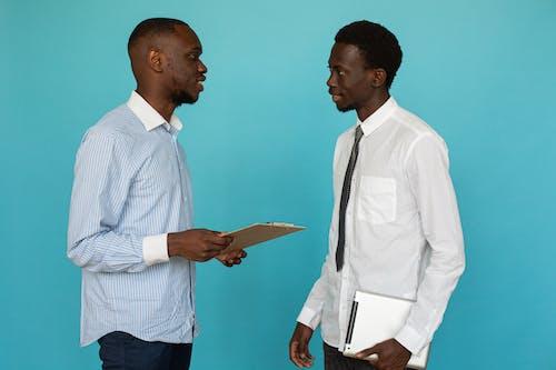 Δωρεάν στοκ φωτογραφιών με team building, Αφροαμερικανός, δημιουργία ομάδας