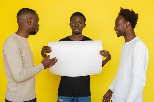 Základová fotografie zdarma na téma afroamerický, černoch, koncepční