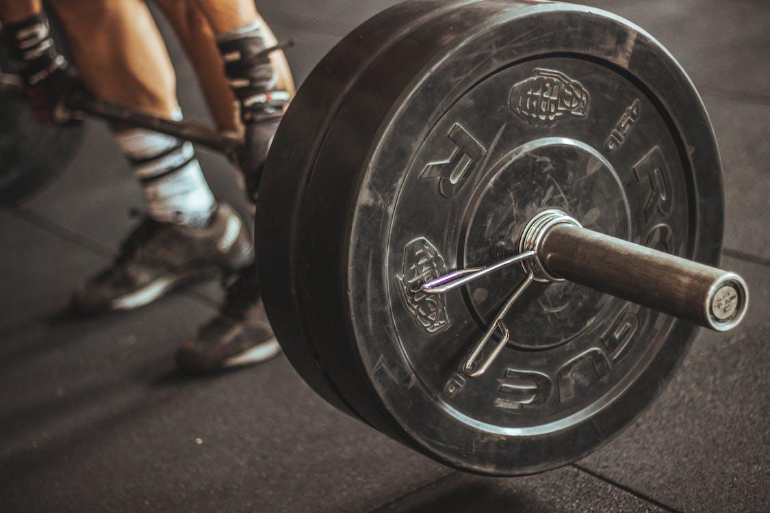 činka, činky, cvičební náčiní