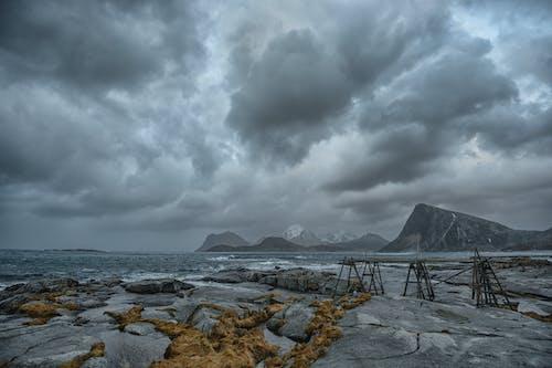 Darmowe zdjęcie z galerii z burza, chmura, deszcz