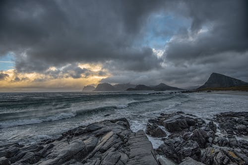 Darmowe zdjęcie z galerii z burza, dramatyczny, krajobraz