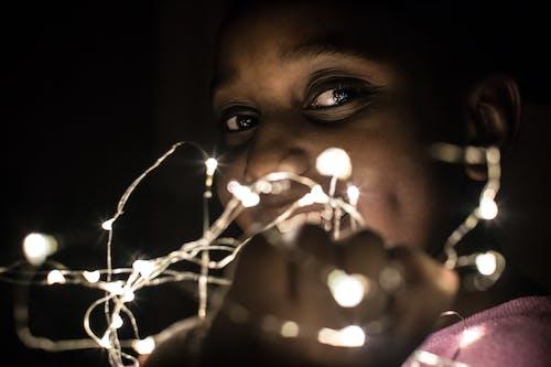 Kostnadsfri bild av afrikansk tjej, afrikanska barnet, barn, flicka