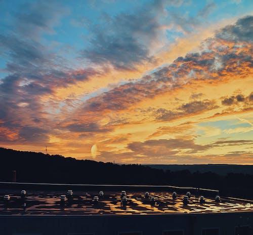 Бесплатное стоковое фото с вечер, вид, вода