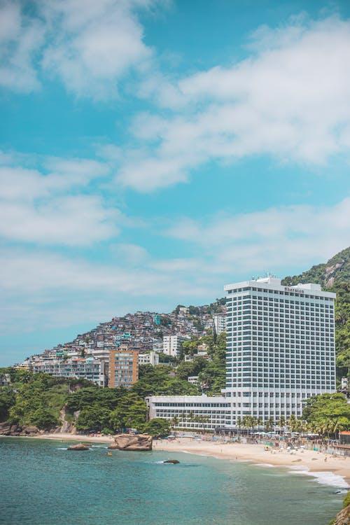 Ingyenes stockfotó beachs, építészet, épület témában