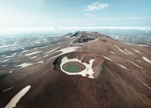Вулкан Горелый, вулканы, 俄國 的 免费素材图片