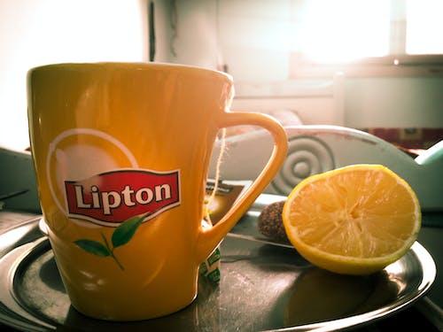 Gratis stockfoto met antiek, citroen, desaturated, drinken