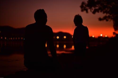 兒童, 家人, 成人, 景觀 的 免费素材照片