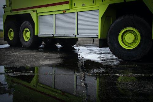 Foto stok gratis damkar, kendaraan roda empat, keran kebakaran