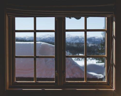 Ảnh lưu trữ miễn phí về ánh sáng ban ngày, cửa sổ, đồ thủy tinh, gỗ