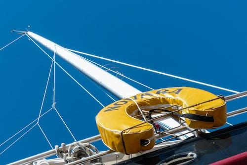 Foto stok gratis Kapal layar, kapal pesiar, pelampung