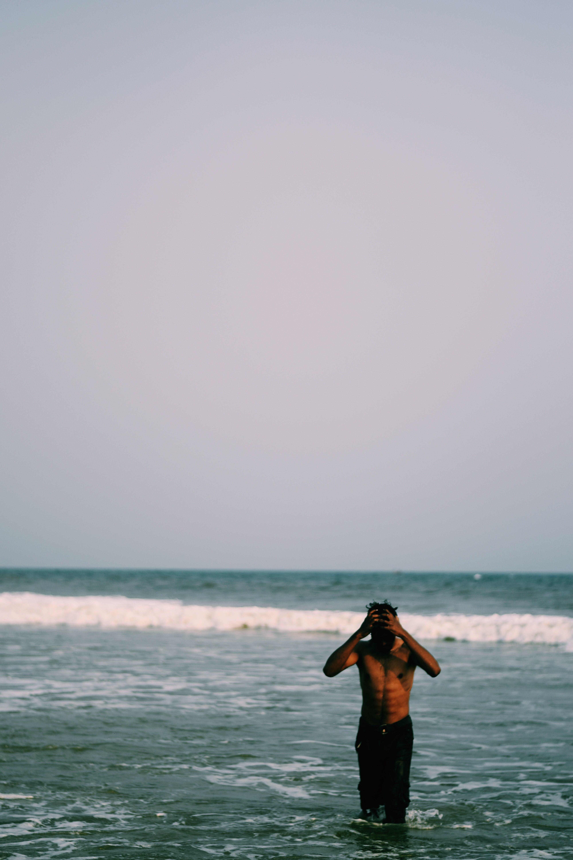 Free stock photo of holiday, seashore, activity, outdoor