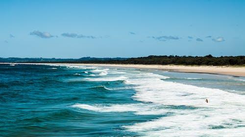 Kostnadsfri bild av blå, hav, havsområde, havsstrand