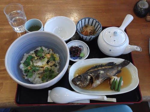Free stock photo of fish, food, japan, Japanese