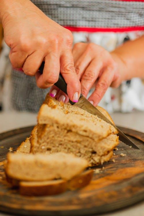 Gratis lagerfoto af amerikansk mad, bage, bagning