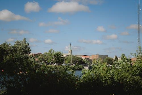 Gratis lagerfoto af naturligt miljø, sky, storby